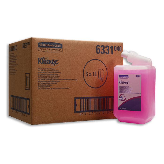 Kimberly-Clark washing lotions