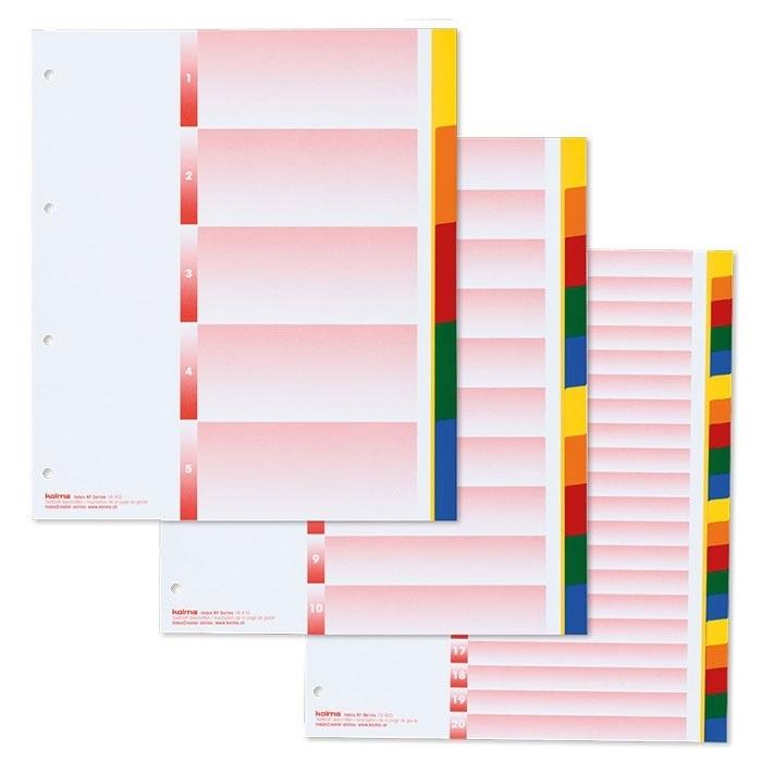 Kolma Blanko-Register KolmaFlex