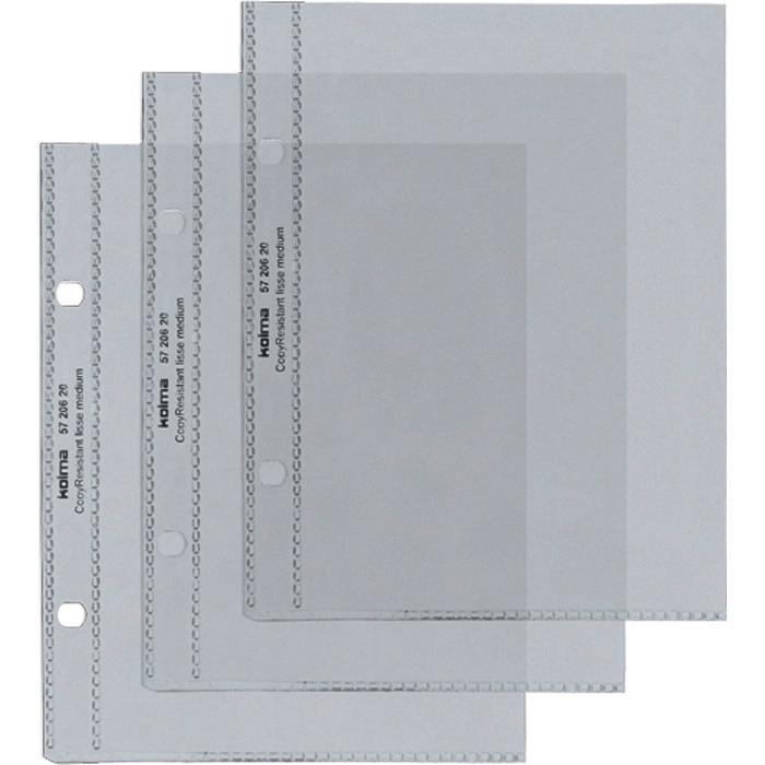 Kolma Punched pocket CopyResistant Lisse A6
