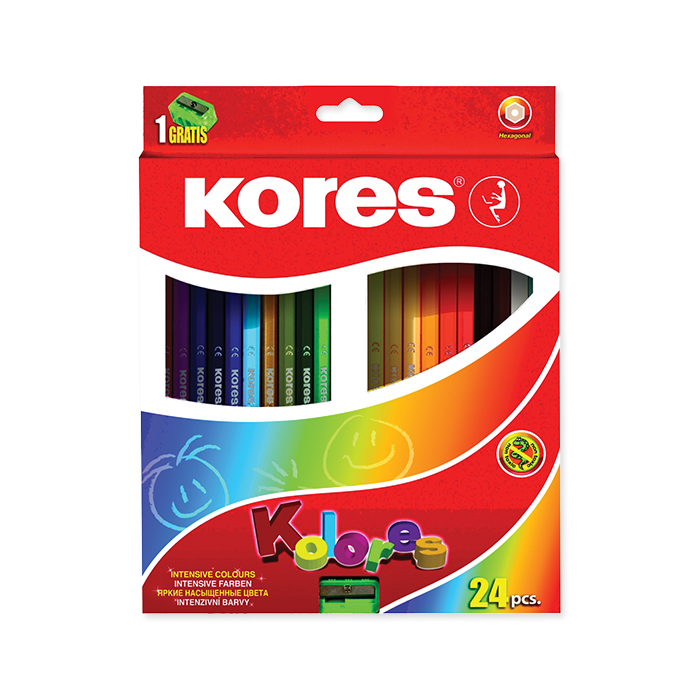 Kores Kolores Colour pencil