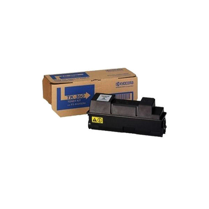Kyocera Toner cartridge TK-360 + accessory
