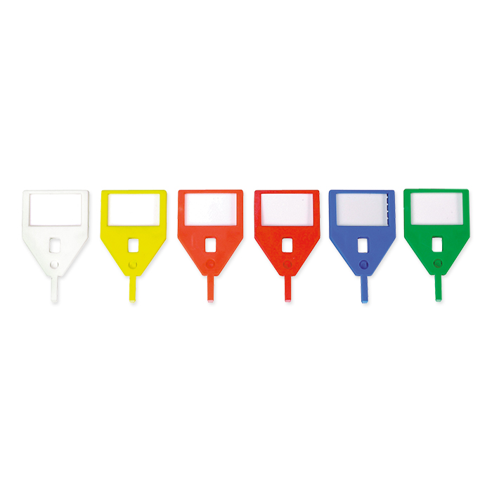 Kystor Porte-clés Visu-Color porte-clés vert