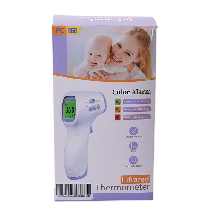 LCD Infrared Thermometer PC868