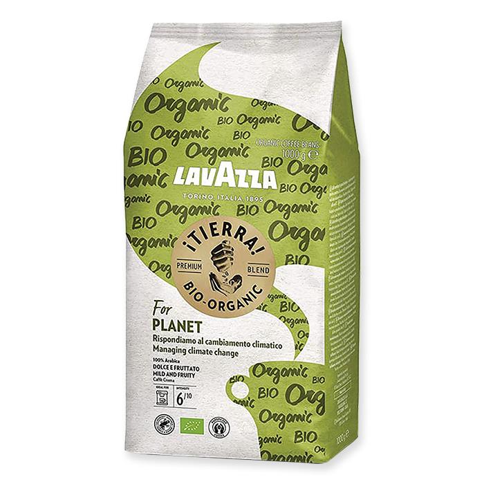 Lavazza TIERRA! Coffee Beans Bio Organic