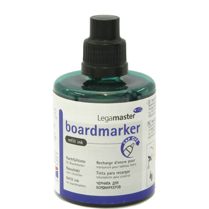 Legamaster Board marker refill ink blue