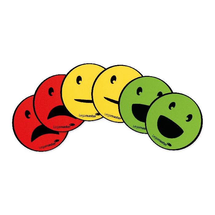 Legamaster Magnets Emoticon