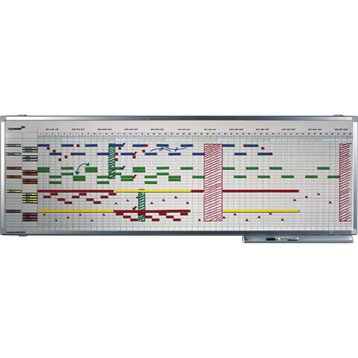 Legamaster Wall planner Professional whole year format