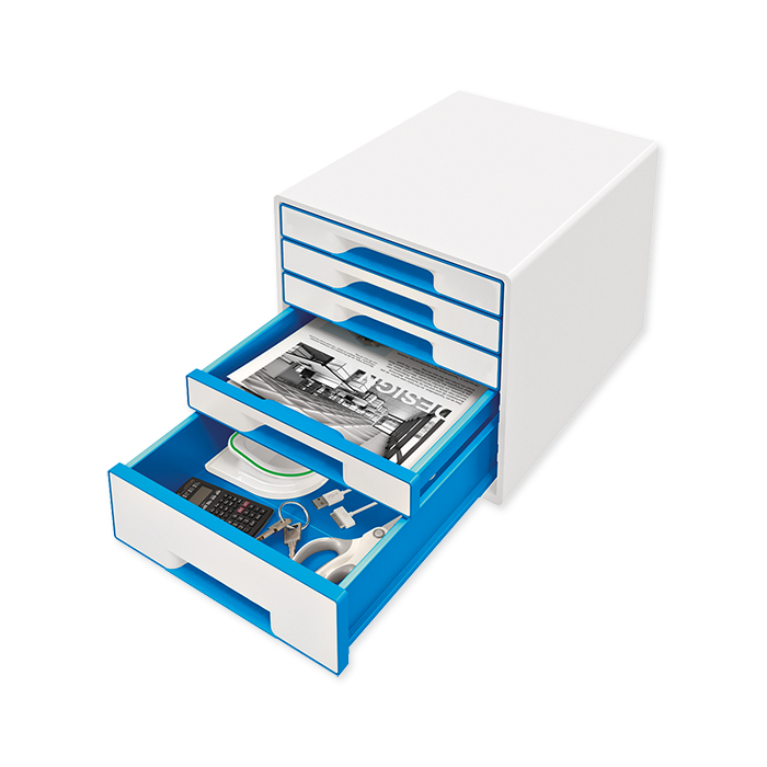 Leitz Cube drawer cabinet WOW