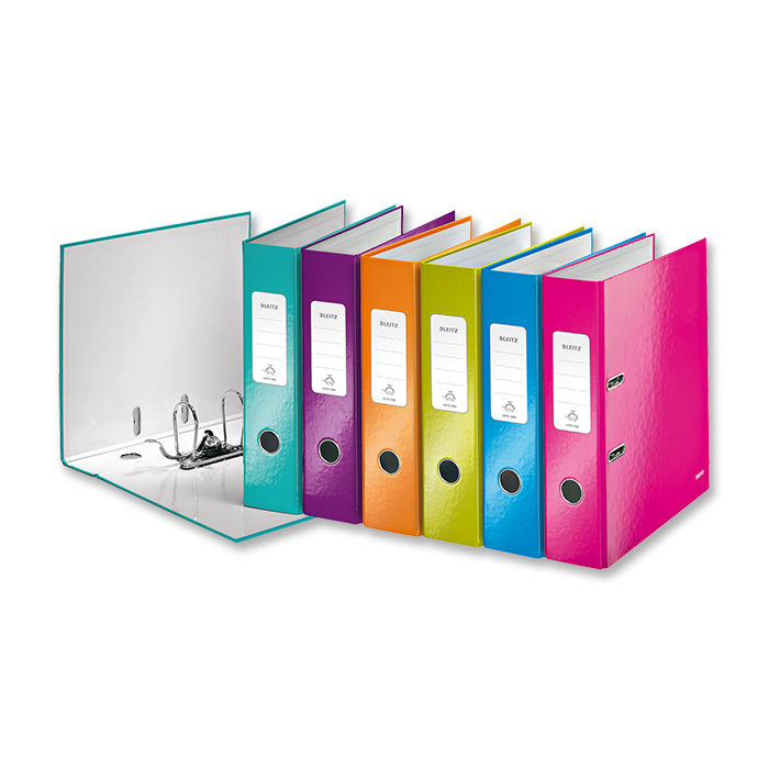 Leitz Lever Arch File 180° WOW