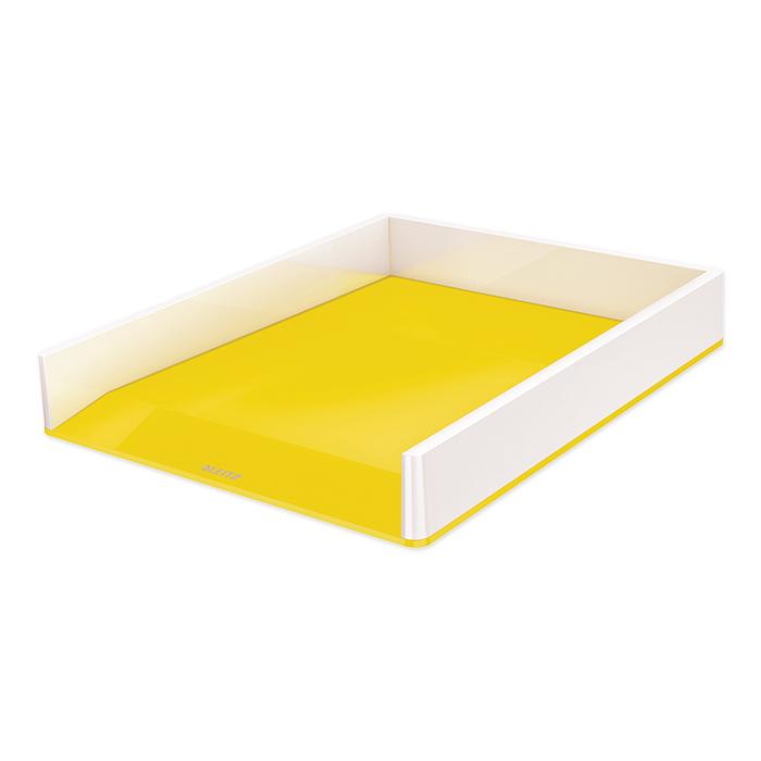 Leitz WOW letter tray