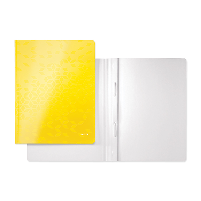 Leitz WOW loose-leaf binder
