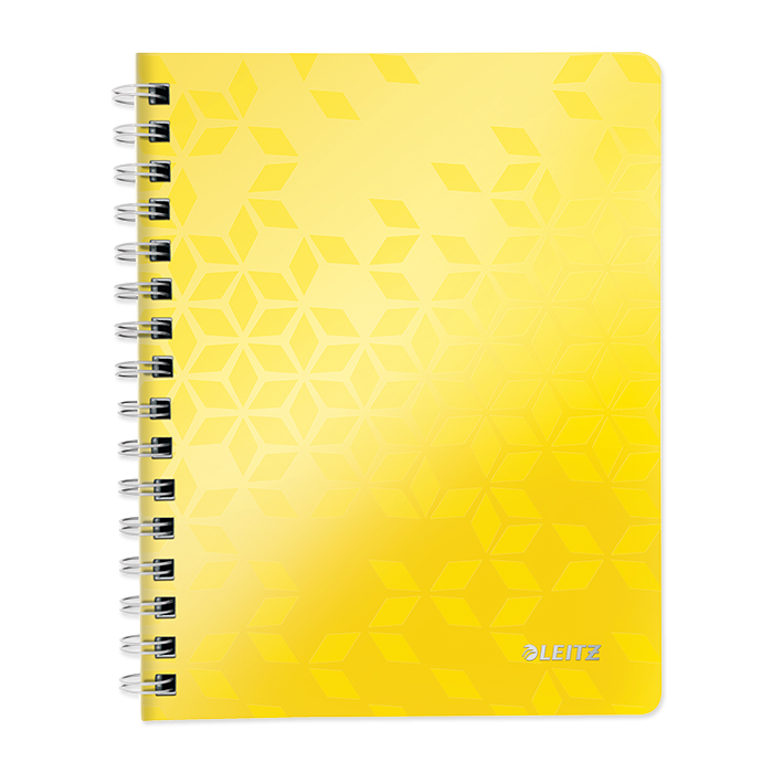 Leitz WOW spiral notebook