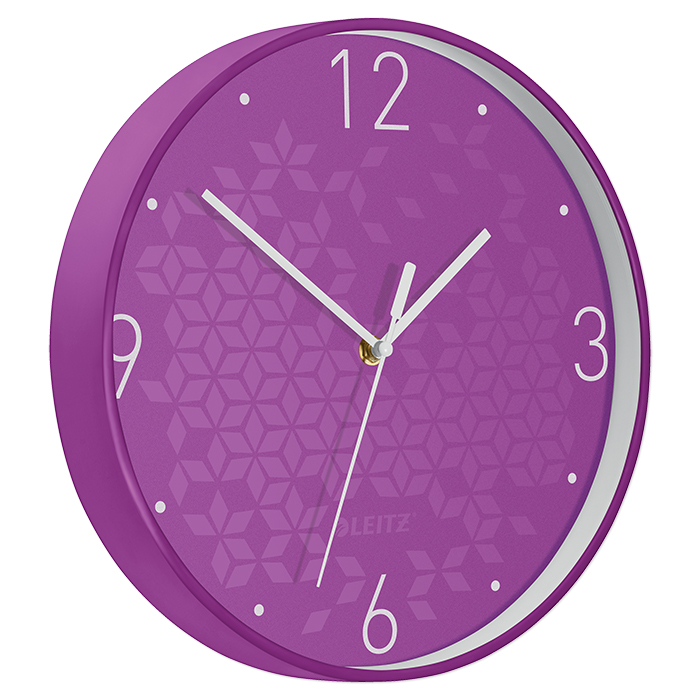 Leitz WOW wall clock