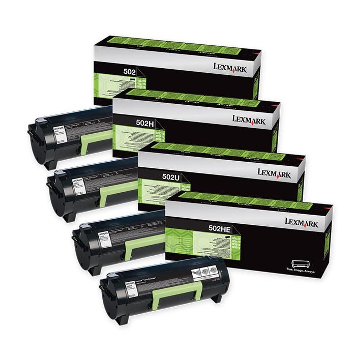 Lexmark Toner cartridge 500 / 502