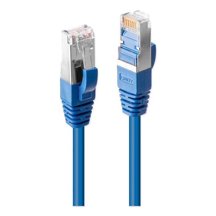 Lindy Premium Patch Cable Cat.6 | Blue