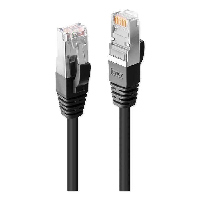 Lindy Premium Patch Cable Cat.6 | black