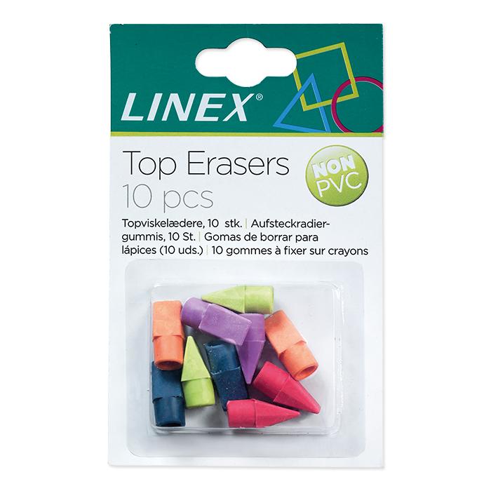 Linex Aufsteckradierer