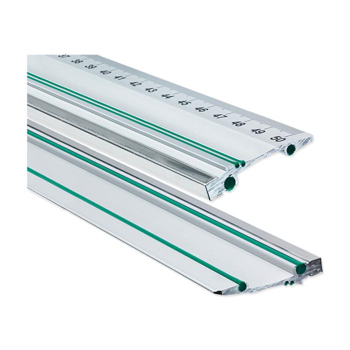 Linex Flachlineal Aluminium
