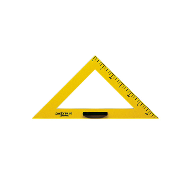 Linex Wall chart triangle