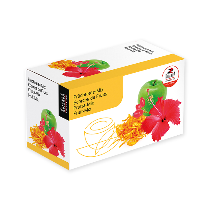Kolanda Selezione di tè frutta mix