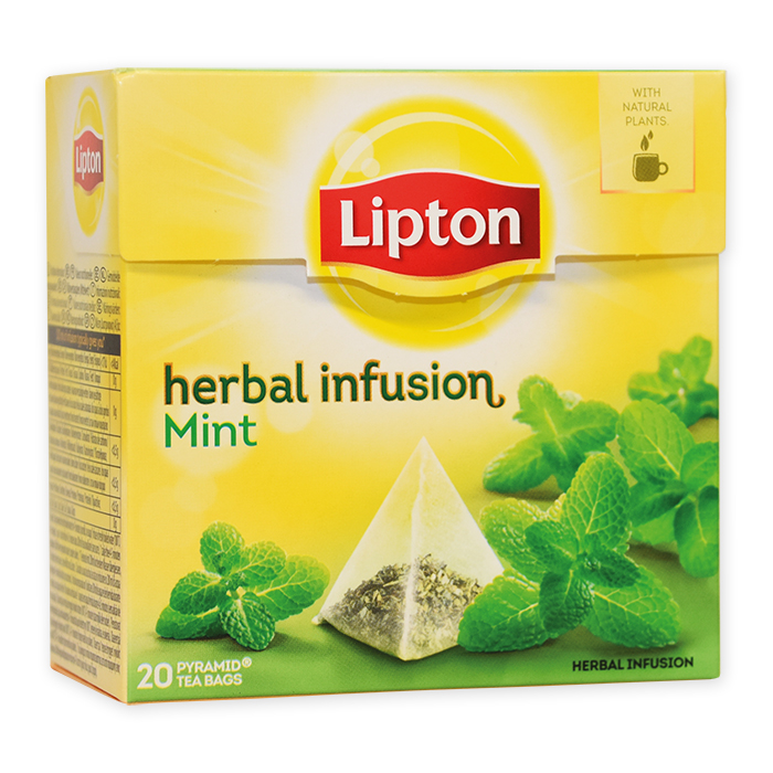 Lipton Tea Pyramid