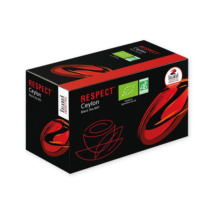 Kolanda Tea Selection Ceylon, black tea bio
