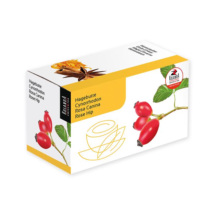 Kolanda Tea Selection rose hip