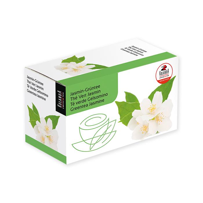 Kolanda Tea Selection Jasmin-Grüntee