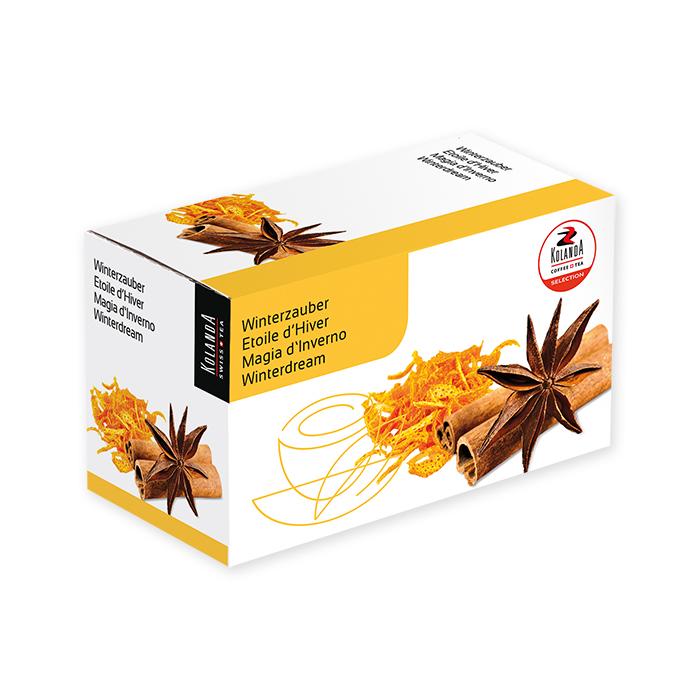 Kolanda Tea Selection Winterzauber (Zimt und Nelken)