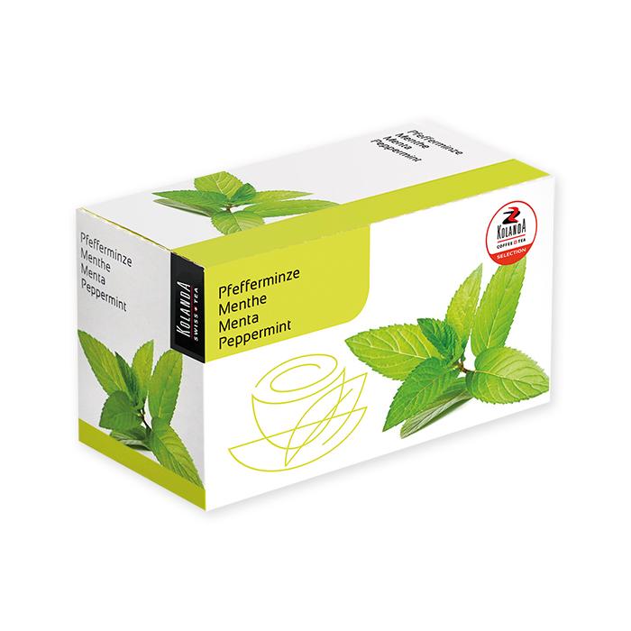 Kolanda thé Selection menthe