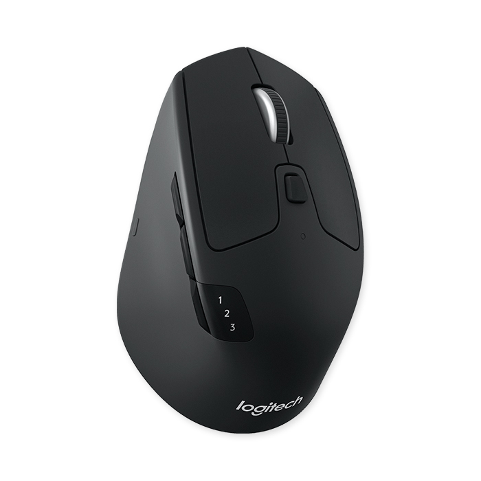 Logitech M720 Triathlon Wireless Multi-Device-Mouse