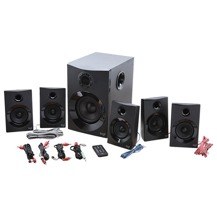 Logitech Speaker System Z607