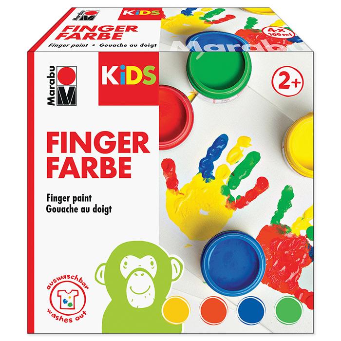 MARABU Kids Fingerpaint
