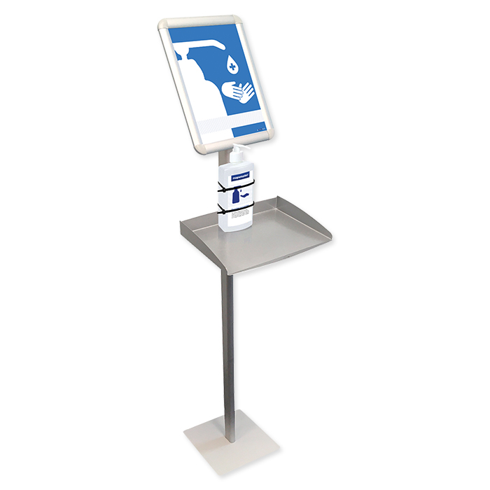 Magnetoplan Hygienestation