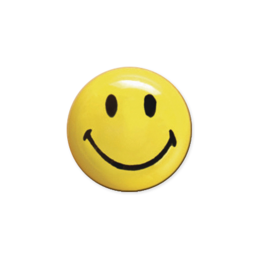 Magnetoplan Magnet Smiley