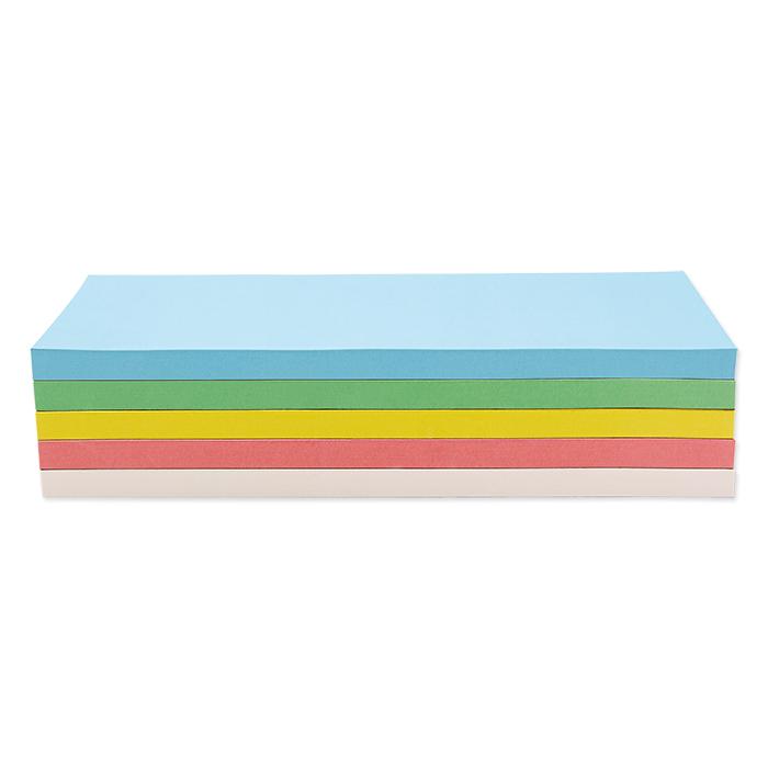 Magnetoplan moderation cards, self adhesive