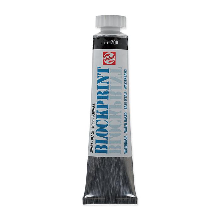 Talens Linoleum paint Blockprint black