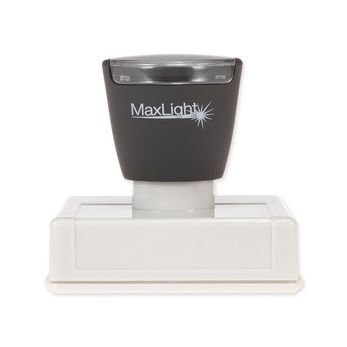 MaxLight selbstfärbender Stempel Quadrat