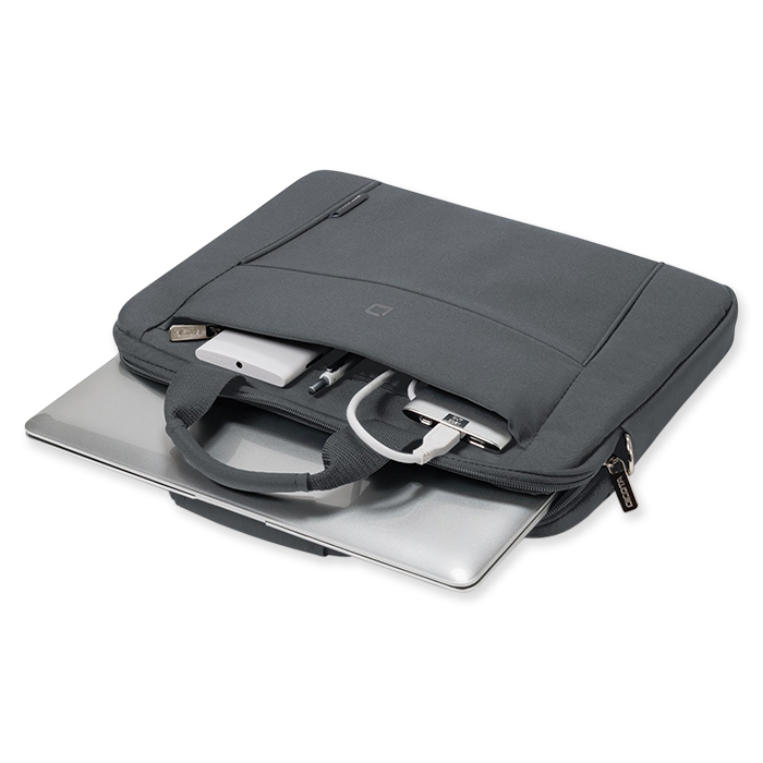 "Dicota Slim Case BASE for 11 - 12,5"" Notebooks, grey"