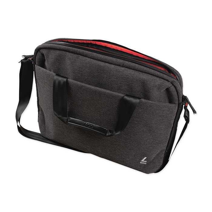 Elco Move Briefcase - 1 Zipper anthracite