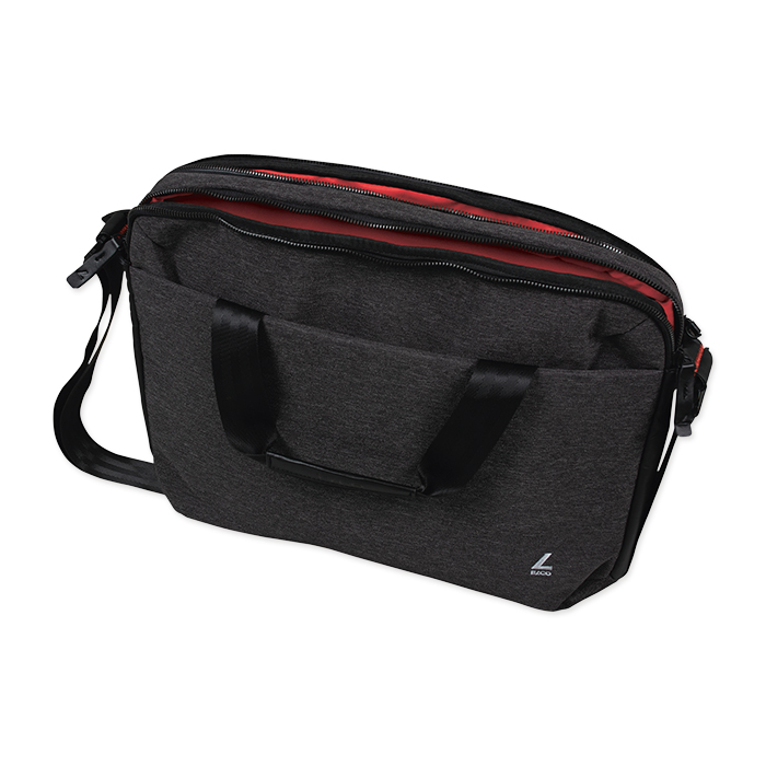 Elco Move Briefcase - 2 Zipper anthracite