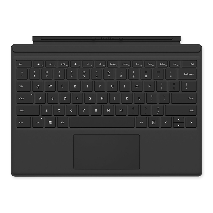 Microsoft Surface Pro Type Cover M1725 black