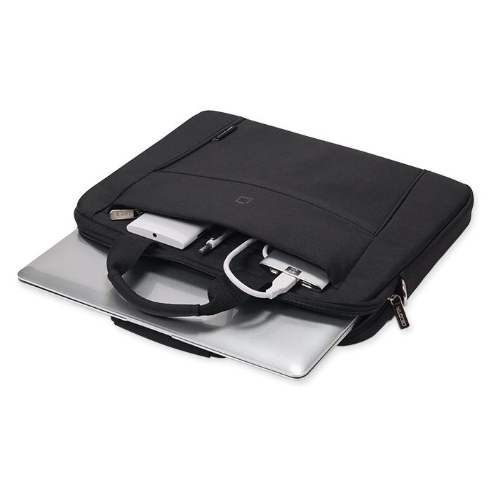 """Dicota Slim Case BASE for 11 - 12,5"""" Notebooks, black"""