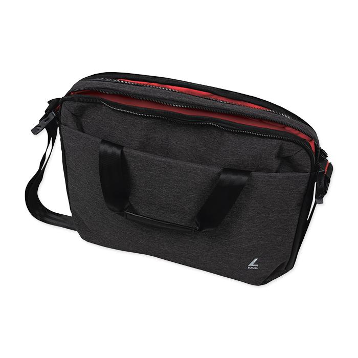 Elco Move Briefcase - 2 Zipper anthracite