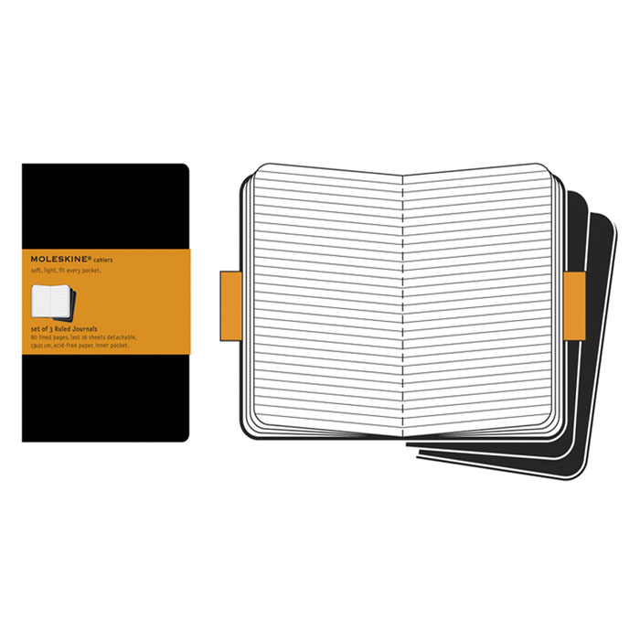 Moleskine Notizheft Cahier
