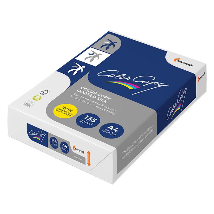 Mondi Colour printer paper Color Copy Silk