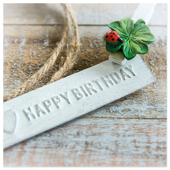 Natur Verlag Birthday Card - Happy Birthday
