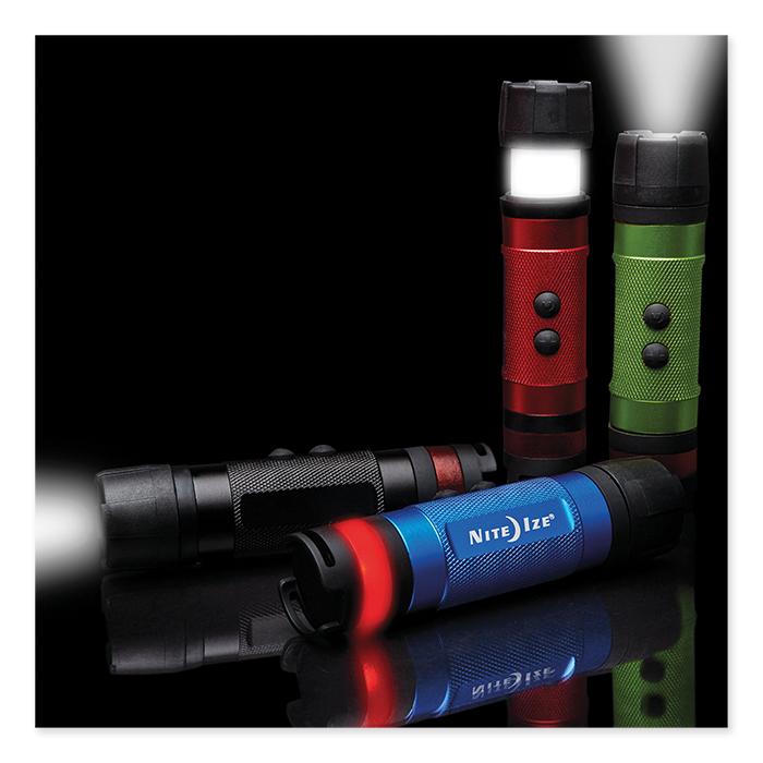 Nite Ize 3-in-1 LED Mini Taschenlampe