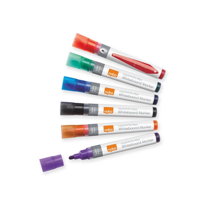 Nobo 3in1 Marcatore multiuso Liquid Ink