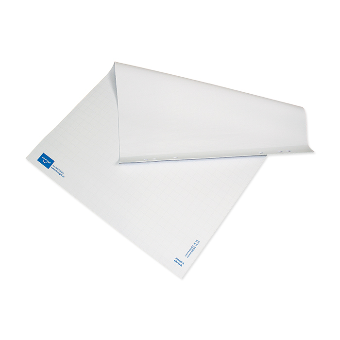 office focus Flipchart Block blanco
